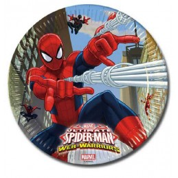 ULTIMATE SPIDERMAN-WEB...