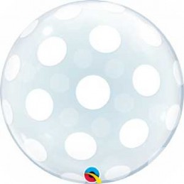 "20""DECO BUBBLE POLKA DOTS..."