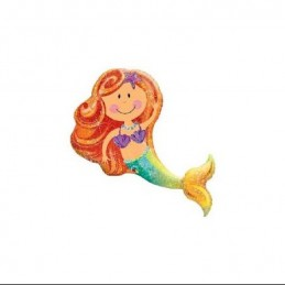 Palloncino Mylar Mermaid...