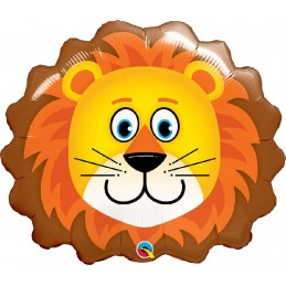 SUPER SHAPE LOVABLE LION...