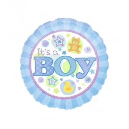 Palloncino tondo It's a Boy