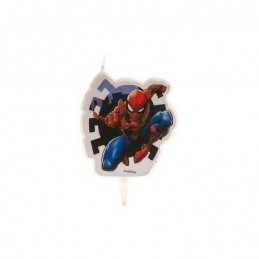 Spiderman candela