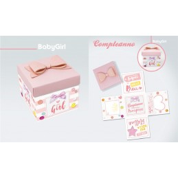 SKATUSH BABY GIRL COMPLEANNO