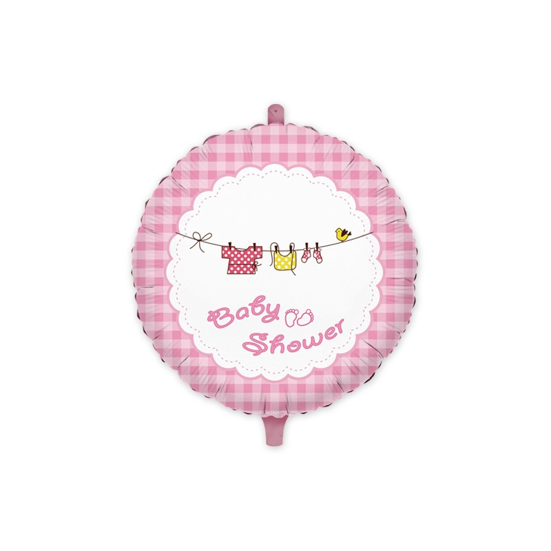 Palloncino Baby Shower Girl