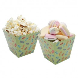 6 Sweety Box Candy cm.6,5*8*6,5