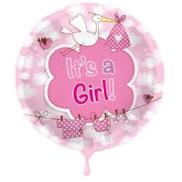 17v its a Girl palloncino...