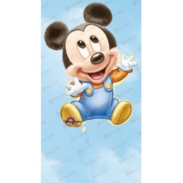 PALLONCINO BABY MICKEY CM...