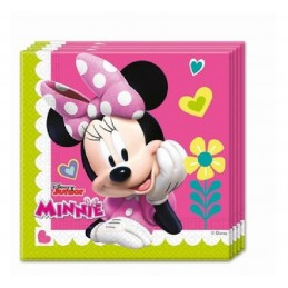 MINNIE HAPPY...