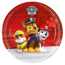Piattini PAW PATROL ACTION...